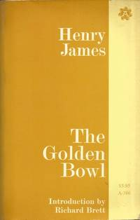 image of The golden bowl (Apollo editions ; A-386)
