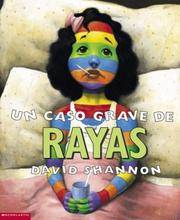 Un caso grave de rayas (Spanish Edition) by  David Shannon David Shannon - Paperback - from Discover Books and Biblio.com