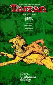 Tarzan in Color: 1933 - 1935