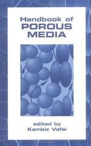 Handbook Of Porous Media OE