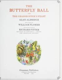 image of The Butterfly Ball and the Grasshopper's Feast  (FIRST EDITION)