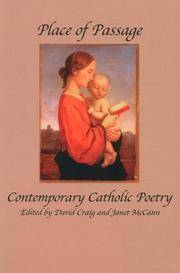 Place of Passage:  Contemporary Catholic Poetry