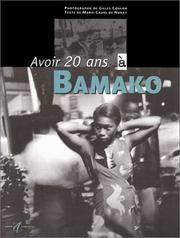 AVOIR 20 ANS A BAMAKO