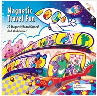 MAGNETIC TRAVEL FUN 20 Board Games! And Much More!