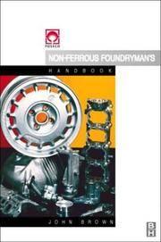 Foseco Non-Ferrous FoundrymanS Handbook