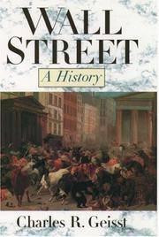 Wall Street:  A History