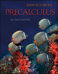 Precalculus: 2nd Ed, Inst Ed by  John Coburn - Hardcover - 2nd Edition - 2010 - from Rob Briggs Books (SKU: 611718)