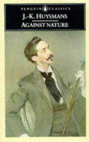 Against Nature A New Translation of `A Rebours' (Penguin Classics)
