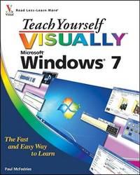 Teach Yourself Visually Windows 7