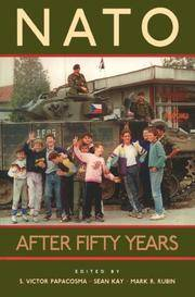 NATO after Fifty Years [Paperback]  by Papacosma,  S. Victor Kay,  Sean Rubin..