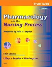 image of Pharmacology and the Nursing Process
