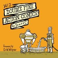 Double Fine Action Comics Volume 2