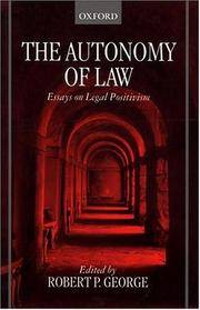 Autonomy essay law legal positivism