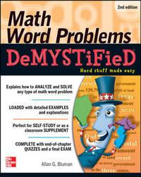 Math Word Problems Demystified 2E