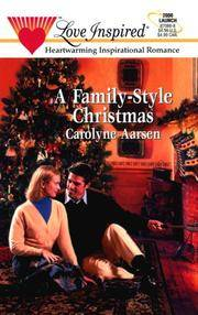 A Family-Style Christmas (Stealing Home Series #1) (Love Inspired #86)