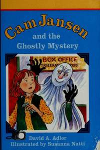 Cam Jansen-The Ghostly Mystery