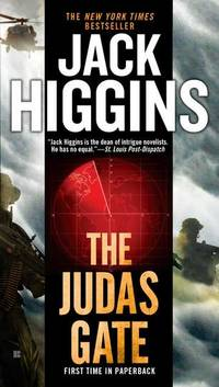 The Judas Gate by Jack Higgins - 2011-04-09 - from Books Express and Biblio.com