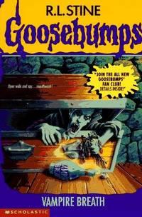 image of Goosebumps: Vampire Breath