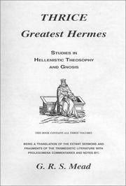 image of Thrice Greatest Hermes