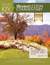KJV Standard Lesson Commentary� 2016-2017