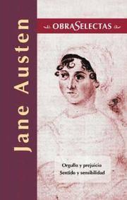 image of Jane Austen (Obras selectas series)