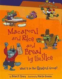 macaroni and ride and bread by slice
