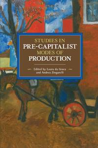 Studies On Pre-Capitalist Modes of Production (Historical Materialism)