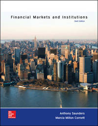 LOOSE-LEAF FOR FINANCIAL MARKETS AND INSTITUTIONS (Mcgraw-hill/Irwin Series in Finance, Insurance...