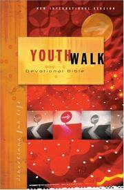 NIV Youthwalk Devotional Bible