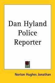 image of Dan Hyland Police Reporter