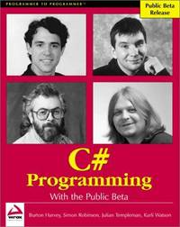 C# Programming with the Public Beta