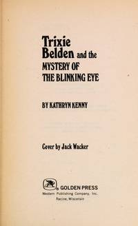 image of The Mystery of The Blinking Eye