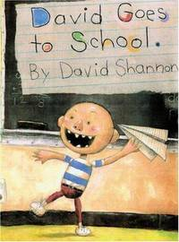*Signed* David Goes To School