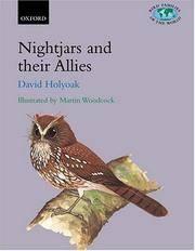 Nightjars and Their Allies