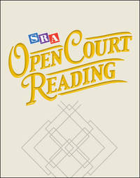 SRA Open Court Reading First and Second Reader Bundle Level 1 (2002)VG(R4s7-4(B4)k