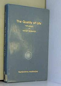 the Quality of Life:  Valuation in Social Research