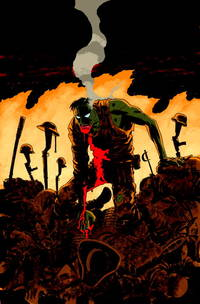 G.I. Zombie: A Star-Spangled War Story Volume 1 TP (The New 52)