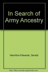 In Search of Army Ancestry