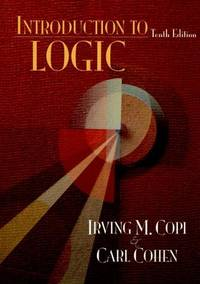 image of Introduction to Logic (10th Edition)
