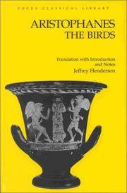 image of Aristophanes : The Birds (Focus Classical Library)