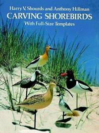 Carving Shorebirds, with Full-Size Patterns