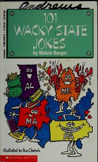 image of 101 Wacky State Jokes