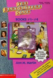 image of Baby-Sitters Club, Books 1-4