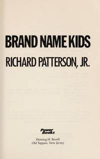 Name Brands Kids: The Loss of Childhood in America