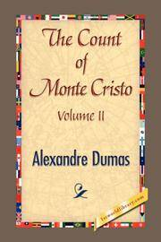 The Count of Monte Cristo Vol II: 2 by  Alexandre Dumas - Hardcover - from Brit Books Ltd (SKU: 2752042)