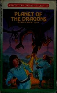 Planet of the Dragons (Choose Your Own Adventure #75)