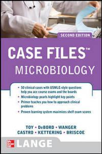 LANGE CASE FILES MICROBIOLOGY