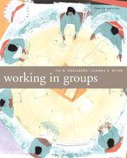 image of Working in Groups: Communication Principles and Strategies (4th Edition)