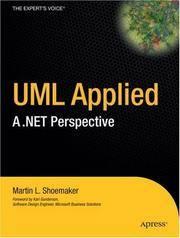 UML Applied: A .NET Perspective