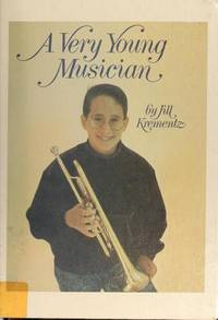 A Very Young Musician - 1st Edition1st Printing